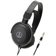 Акция на Наушники Audio-Technica ATH-AVC200 Black от Allo UA
