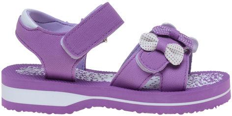Акция на Сандалии BITI'S 9943-S 31 (25.5 см) Пурпурные от Rozetka