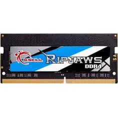 Акция на SO-DIMM 8GB/2666 DDR4 G.Skill Ripjaws (F4-2666C19S-8GRS) от Allo UA