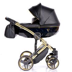 Акция на Детская коляска универсальная 2 в 1 Junama Fluo line 04 от Allo UA