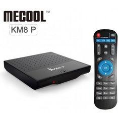 Акция на Mecool KM8 P TV Box Amlogic S912 1/8GB Android 6.0 от Allo UA
