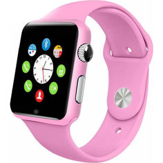 Акция на UWatch G11 New Pink от Allo UA