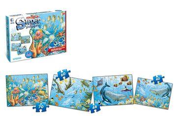 Акция на Пазл Same Toy Подводный мир  2199Ut от Podushka