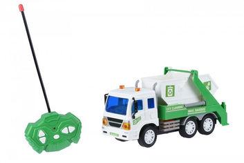 Акция на Машинка на р/у Same Toy CITY Грузовик с контейнером F1640Ut от Podushka