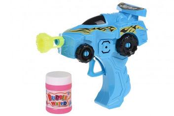 Акция на Мыльные пузыри Same Toy Bubble Gun Машинка голубая 701Ut-2 от Podushka