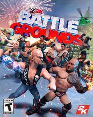 Акция на Игра WWE Battlegrounds (PS4, Английский язык) от MOYO