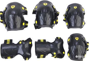 Акция на Защита Ferrari FAP16 3 в 1 размер M Черная (6947045614776) от Rozetka