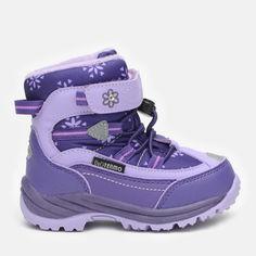 Акция на Ботинки B&G R20-207 26 17.3 см Фиолетовые (2000000405520) от Rozetka