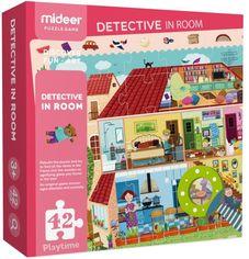 Пазл-детектив с лупой Загородный дом MiDeer MD3008 от Stylus
