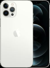 Акция на Apple iPhone 12 Pro Max 256GB Silver от Y.UA