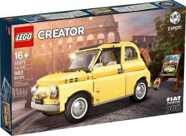 Акция на Конструктор LEGO Creator Fiat 500 от MOYO