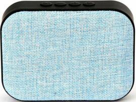 Акция на Акустическая система Omega OG58DG Bluetooth V4.1 (OG58BL) Fabric Blue от Територія твоєї техніки