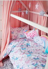 Акция на Постельное белье детское Happy Spaces от Lamoda