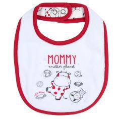 Акция на Слюнявчик Planet Mommy от Chicco