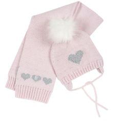 Акция на Комплект Little fairy: шапка и шарф от Chicco