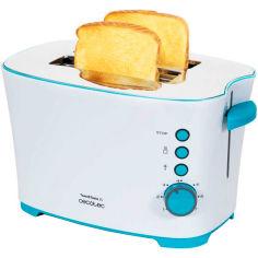 Акция на Тостер CECOTEC Toast&Taste 2S (CCTC-03027) от Foxtrot