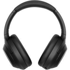 Акция на Гарнитура SONY WH-1000XM4 Black (WH1000XM4B.CE7) от Foxtrot