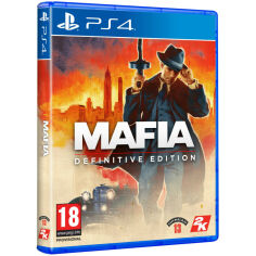 Акция на Игра Mafia Definitive Edition для PS4 (PRE-0011) от Foxtrot