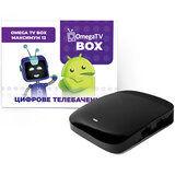 """Акция на Медиаплеер OMEGA TV Box """"Максимальний 12"""" (OTVM12) от Foxtrot"""