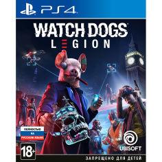 Акция на Игра Watch Dogs Legion для PS4 (PSIV724) от Foxtrot