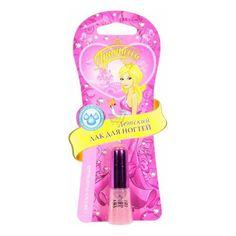 Акция на Лак для ногтей Принцесса светло-розовый, 8 мл  ТМ: Принцесса от Antoshka