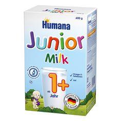 Акция на Адаптированное молочко Humana Junior Milk, 600 г 78094 ТМ: Humana от Antoshka