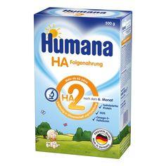 Акция на Смесь Humana HA 2, 500 г 76329 ТМ: Humana от Antoshka