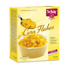 Акция на Безглютеновые кукурузные хлопья «Corn Flakes», 250 г  ТМ: Dr. Schar от Antoshka