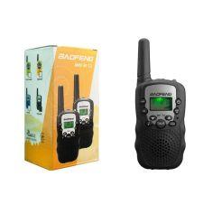 Акция на Переговорное устройство Baofeng MiNi BF-T2 PMR446 Black MINIBFT2_B ТМ: Baofeng от Antoshka