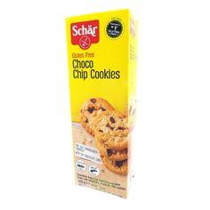 Акция на Печенье с кусочками шоколада Dr. Schar Choco Chip Cookies, 100 г  ТМ: Dr. Schar от Antoshka