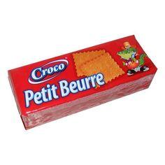 Акция на Печенье галетное Croco Petit Beurre, 100 г  ТМ: Croco от Antoshka