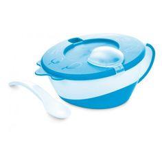 Акция на Набор посуды Canpol babies Тарелка и ложка (в ассорт.) 31/406 ТМ: Canpol babies от Antoshka