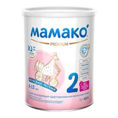 Акция на Смесь Мамако 2 Premium на козьем молоке 400 г  ТМ: Мамако от Antoshka