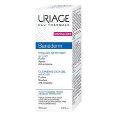 Акция на Очищающий цика-гель для тела Uriage Bariеderm Cica-Gel Cu-Zn 200 мл 15001174/65137703 ТМ: Uriage от Antoshka