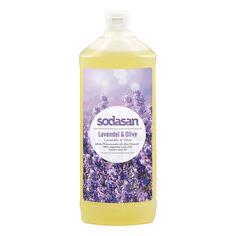 Акция на Жидкое мыло Sodasan Лаванда 1 л 7916 ТМ: Sodasan Wasch от Antoshka