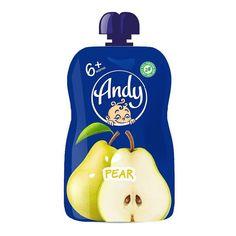 Акция на Пюре фруктовое Andy Груша 90 г  ТМ: Andy от Antoshka