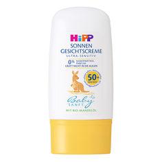 Акция на Cолнцезащитный крем для лица HIPP BabySanft SPF5030 мл 9648 ТМ: HIPP BabySanft от Antoshka