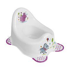 Акция на Ночной горшок Hippo, (белый) 8648.91(АВ) ТМ: OKT Kids от Antoshka