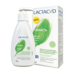 Акция на Средство для интимной гигиены Lactacyd Свежесть с дозатором, 200 мл FL06483A ТМ: Lactacyd от Antoshka