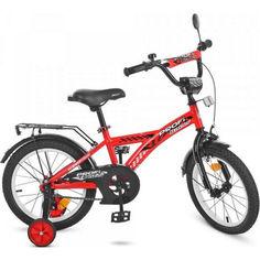 """Акция на Велосипед детский 14"""" PROF1 T1431 Racer (red) (22777) от Allo UA"""