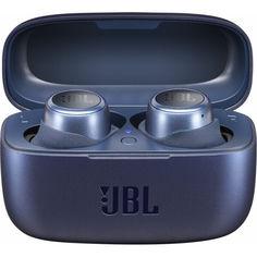 Акция на Наушники JBL Live 300TWS (JBLLive300TWSBLU) Blue от Allo UA