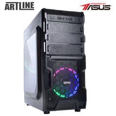 Акция на ARTLINE Gaming X45 (X45v15) от Allo UA