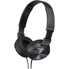 Акция на Наушники Sony MDR-ZX310 Black от Allo UA