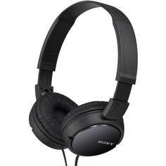 Акция на Наушники Sony MDR-ZX110APB.CE7 Black от Allo UA