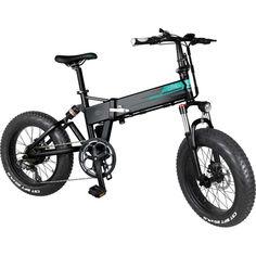Акция на Электровелосипед FIIDO M1 Black от Allo UA