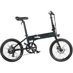 Акция на Электровелосипед FIIDO D4S Black от Allo UA