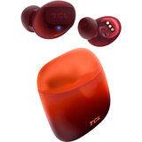 Акция на Гарнитура TCL SOCL500 Sunset Orange (SOCL500TWSOR-RU) от Foxtrot