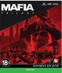 Акция на Игра Mafia Trilogy(XboxOne, Английский язык) от MOYO