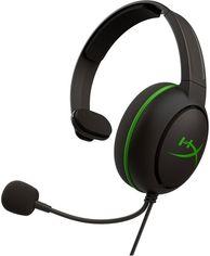 Акция на Игровая гарнитура HyperX Cloud Chat для Xbox One (HX-HSCCHX-BK/WW) от MOYO
