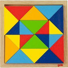 Акция на Пазл GOKI мир форм-абстракция (57572-2) от Foxtrot